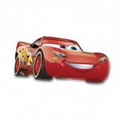 Almofada 3D formato Cars