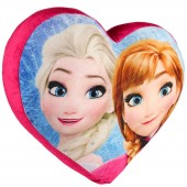 Almofada 3D Frozen Elsa Anna Disney