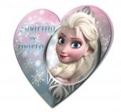 Almofada 3D Frozen Elsa Disney