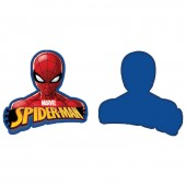 Almofada busto 3D Spiderman Marvel