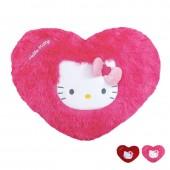 Almofada Coração Hello Kitty