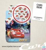 Almofada Decorativa Cars Neon