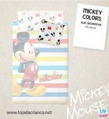 Almofada Decorativa Mickey Colors
