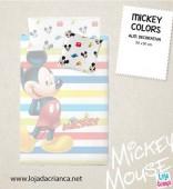 Almofada Decorativa Mickey Colors