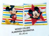 Almofada Decorativa Mickey Star sortida