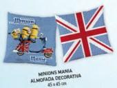 Almofada Decorativa Minions Mania - Sortido
