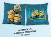 Almofada Decorativa Minions - Sortido
