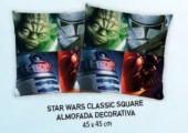 Almofada Decorativa Star Wars Classic Square