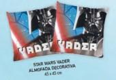 Almofada Decorativa Star Wars  Vader