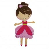 Almofada Forma Bailarina