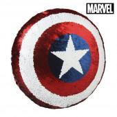 Almofada Lantejoulas Avengers