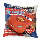 Almofada Mc Queen Cars Disney Round 4