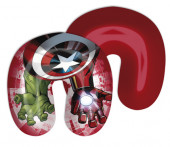 Almofada Pescoço Avengers Marvel