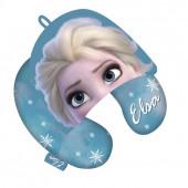 Almofada Pescoço com Capuz Frozen 2 Elsa