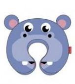 Almofada Pescoço Hipopótamo