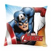 Almofada quadrada Capitão América Avengers Marvel