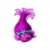 Almofada Trolls Poppy 3D
