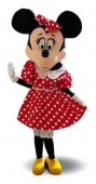 Aluguer Mascote Minnie