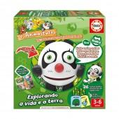 Animastuto HAKU a Ursa Panda Ciências