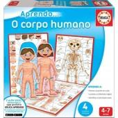Aprendo O corpo humano Educa