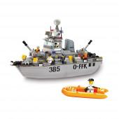 Army Patrulha Boat Sluban 461 pcs