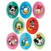 Autocolantes têxtil Mickey e Amigos - sortido