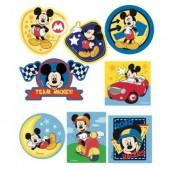 Autocolantes têxtil Mickey Mouse - Sortido