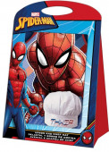Avental + Chapéu Cozinha Spiderman