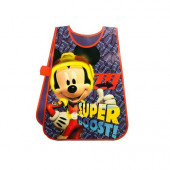 Avental Pintar Mickey Super Pilotos