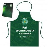Avental SCP Pai Sportinguista