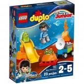 Aventuras Espaciais Miles Lego Duplo