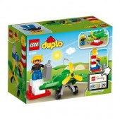 Avião Pequeno - Lego Duplo Town 10808