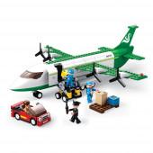 Aviation Avião Carga 383 pcs Sluban
