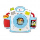 Baby Camera Luzes e Sons 6m+