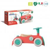 Baby Clementoni Carro Primeiro Andador Vermelho