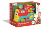 Baby Clementoni Comboio 123