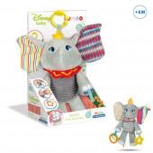 Baby Clementoni Peluche Atividades Dumbo