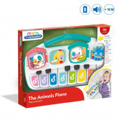 Baby Clementoni Piano Animais