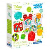 Baby Clementoni Puzzle de Formas Disney