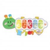 Baby Lagarta Musical 6m+