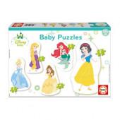 Baby Puzzle Princesas Disney 5 peças