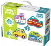 Baby Puzzle Transporte