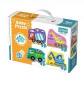 Baby Puzzle Veículos