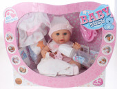 Baby Susú Rosa Interativo