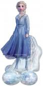 Balão AirLoonz Elsa Frozen 2 - 137cm