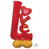 Balão AirLoonz Love 147cm