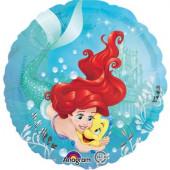 Balão Ariel Pequena Sereia 43cm