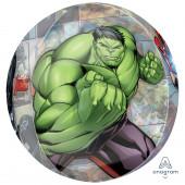 Balão Avengers Orbz Ø 38cm