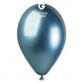 Balão Azul Shiny 13