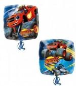 Balão Blaze e as Monster Machines